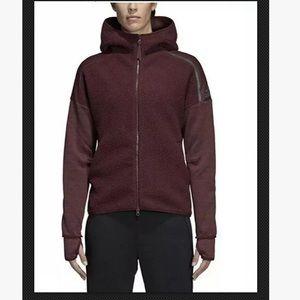 Adidas ZNE Hoodie Zip Zip Jacket 2XL NWT $149